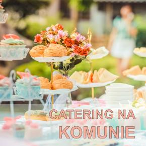 catering na komunie